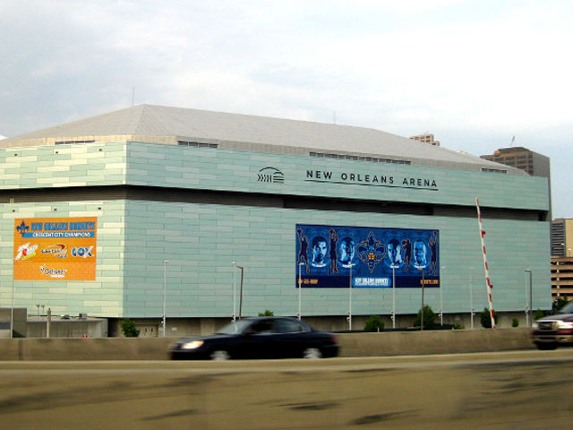 New Orleans Arena: Home of the New Orleans Hornets