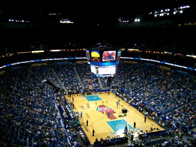 New Orleans Hornets Balcony Seats